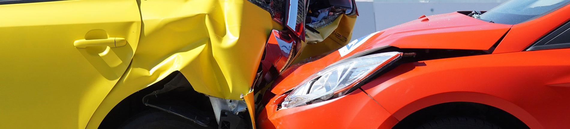 Pomoc drogowa w przypadku kolizji lub wypadku
